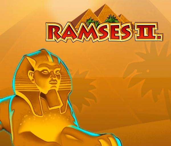 Игровой автомат Ramses 2 - найди спрятанные сокровища Древнего Египта в казино Вулкан