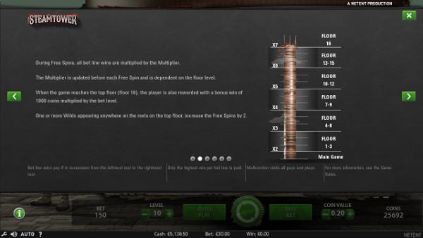Игровой автомат Steam Tower - Вулкан скачать казино на компьютер и побеждай
