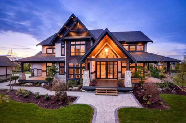 Постройка жилого дома
