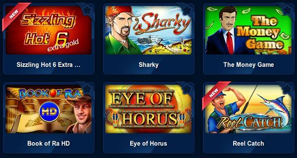Вулкан 24 игровые автоматы - все новые предложения сети
