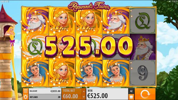 Загружайте Rapunzel's Tower в лучшем качестве - на сайте Frank Casino